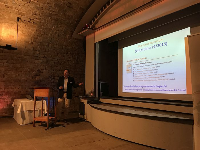 Urologiebeirat diskutiert Transparenz in der Leitlinienarbeit